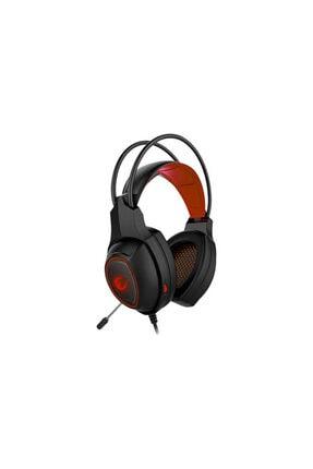 Rampage Rm-k23 Mıssıon Kırmızı Gaming Oyuncu Mikrofonlu Kulaklık 3