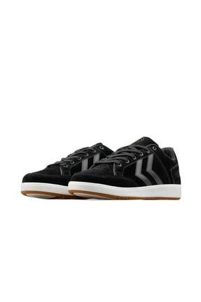 HUMMEL ATHLETIC-4 Siyah Erkek Sneaker Ayakkabı 100549508 2
