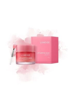 Laneige Lip Sleeping Mask (berry) - Dudak Için Gece Maskesi 1