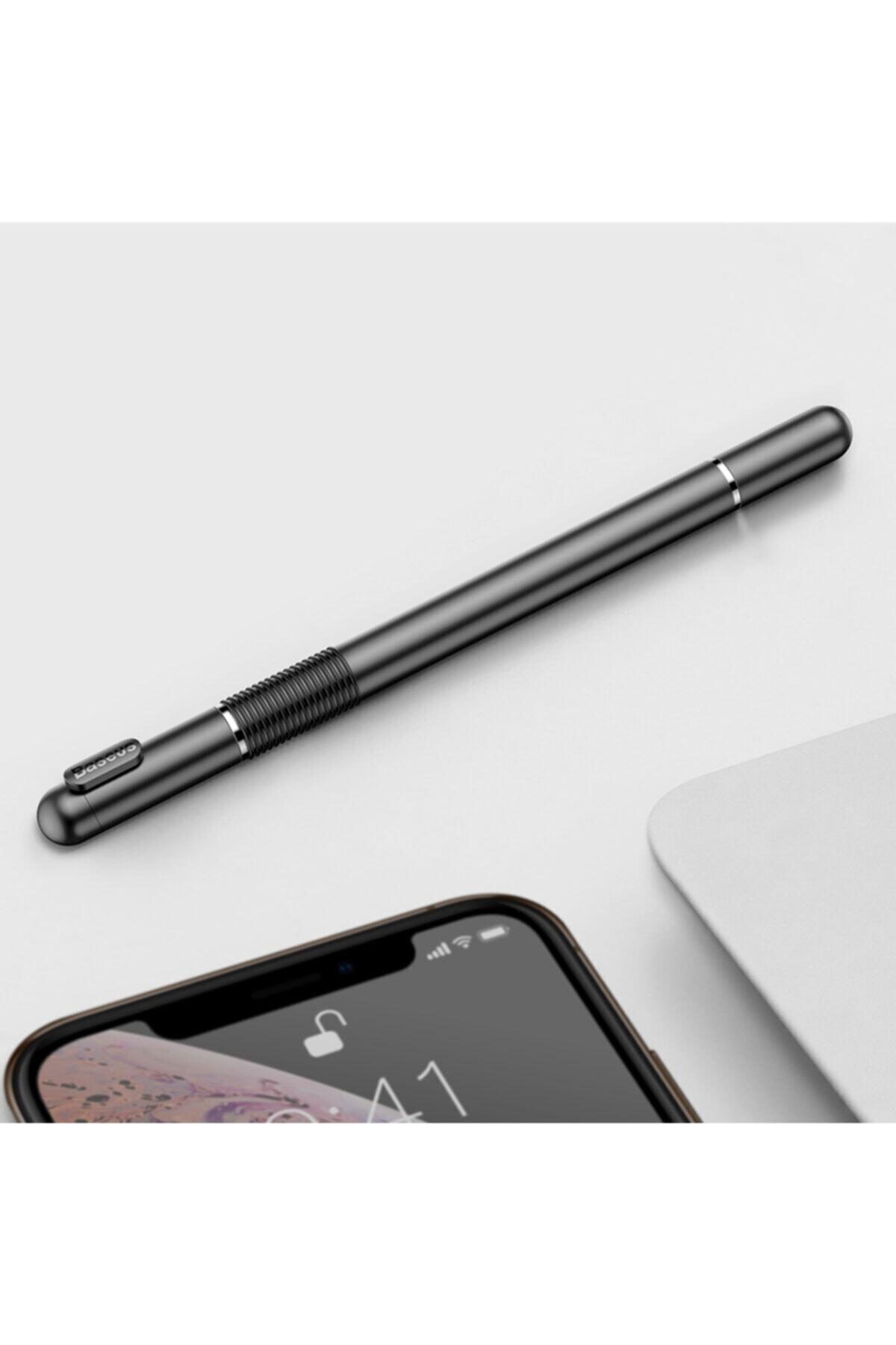Baseus Universal Stylus Kapasif Tablet - Telefon Dokunmatik Kalem