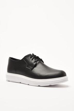 Yaya by Hotiç Siyah Erkek Klasik Ayakkabı 02AYY215170A100 1