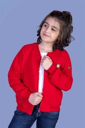 Picture of Erkek Çocuk Armalı Cep Detaylı Kapitone Hırka