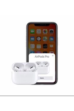 REON Beyaz Wireless Logolu Ve Seri Numaralı A+ Kalite Ios Ve Android Uyumlu  Pro Kulaklık 4