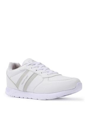 Slazenger ITALIAN Sneaker Kadın Ayakkabı Beyaz SA20RK067 1