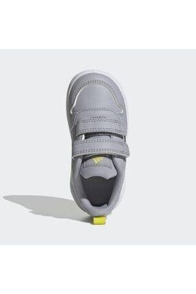 adidas TENSAUR I Gri Erkek Çocuk Spor Ayakkabı 101085066 1