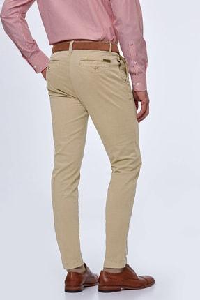 Hemington Erkek Kum Rengi Yazlık Chino Pantolon 2