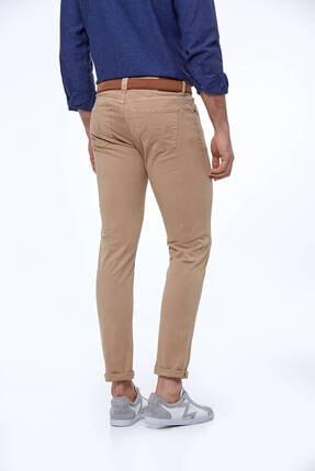 Hemington Erkek Camel Yazlık Pantolon 3