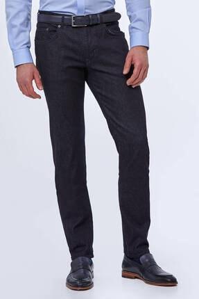 Hemington Erkek Lacivert Koyu Renk Denim Pantolon 0