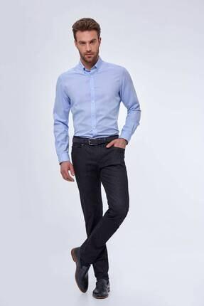Hemington Erkek Lacivert Koyu Renk Denim Pantolon 1