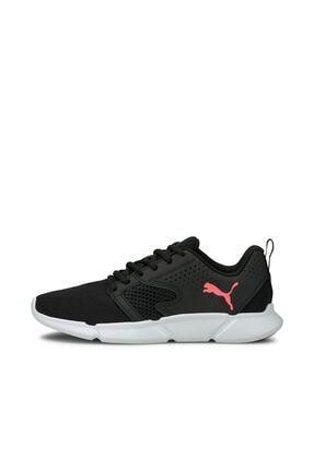 Puma INTERFLEX MODERN Siyah Kadın Koşu Ayakkabısı 101085418 2
