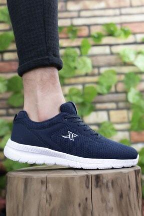 Riccon Lacivert Beyaz Unisex Sneaker 0012065 0