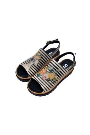 Kadin Sandalet dgs020-gg016