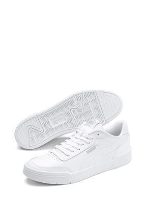 Puma CARACAL Beyaz Unisex Sneaker Ayakkabı 100480549 0