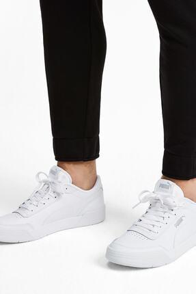 Puma CARACAL Beyaz Unisex Sneaker Ayakkabı 100480549 2