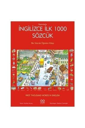 1001 Çiçek Kitaplar Ingilizce Ilk 1000 Sözcük 0