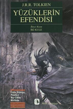 Metis Yayıncılık Yüzüklerin Efendisi Ikinci Kısım Iki Kule John Ronald Reuel Tolkien 0