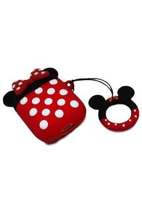 Miyosa Airpods 1 2 Uyumlu Minnie Mouse Kılıfı 3