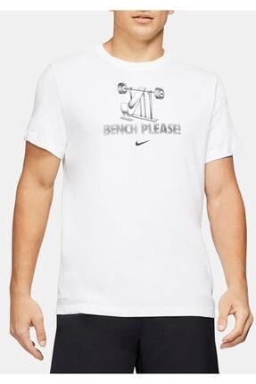 Nike Erkek Antrenman Tişörtü 1