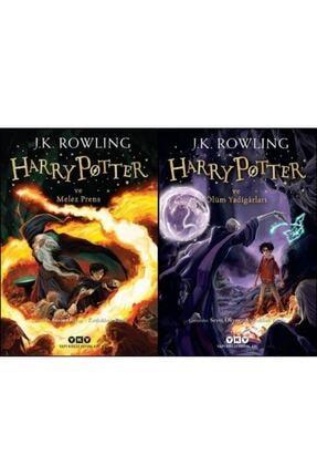 Yapı Kredi Yayınları Harry Potter Ve Melez Prens / Ölüm Yadigarları 2 Kitap Set 0