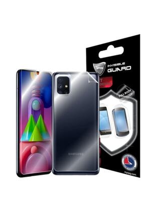 Ipg Samsung Galaxy M51 Görünmez Tam Kaplama 0