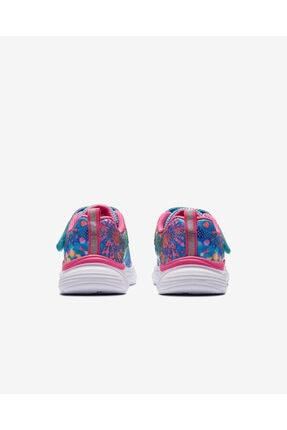 Skechers Küçük Kız Çocuk Çoklu Spor Ayakkabı 4