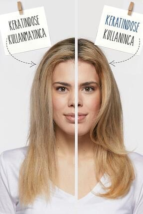 Biolage Keratindose Çok Yıpranmış Saçlar Için Pro-keratin Özlü Yenileyici Durulanmayan Saç Bakım Sütü 200 ml 2