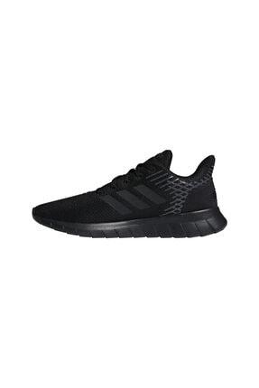 adidas F36333 Asweerun Koşu Ve Yürüyüş Erkek Spor Ayakkabı Siyah 3