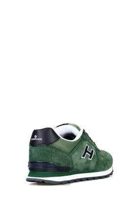 Hammer Jack Erkek Yeşil Peru Günlük Spor Ayakkabı 102 19250-m 2