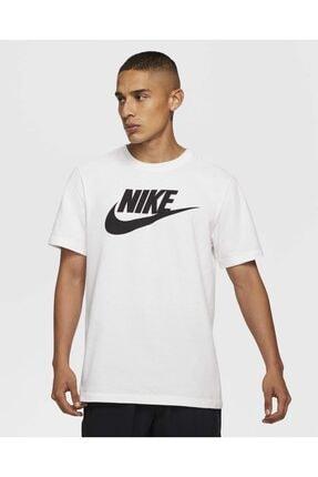 Nike BV0622-100 Sportswear Beyaz Unisex T-shirt 0