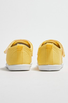 LC Waikiki Erkek Bebek Sarı Crk Sneaker 3