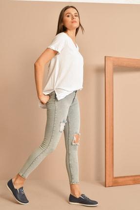Picture of , Kadın Hakiki Deri Ayakkabı 111359 201 Lacıvert