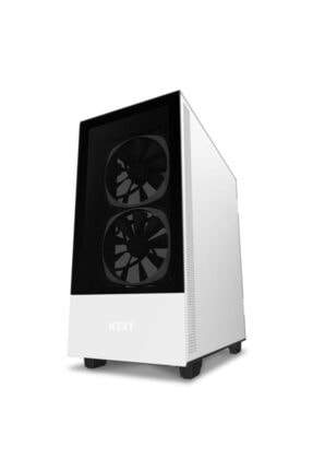 Naztech Nzxt Ca-h510e-w1 The H510 Elite Compact Atx Mid-tower Is Perfect For Your Rgb Build. 1