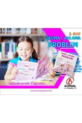 Kumsal Yayınları 3.sınıf Okuma-anlama Ve Problem Kitabı 0