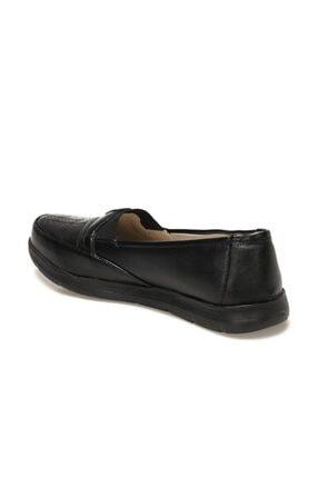 Polaris 103255.Z1FX Siyah Kadın Klasik Ayakkabı 101002643 2