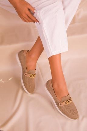 Soho Exclusive Vizon Kadın Casual Ayakkabı 16108 2