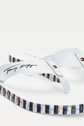 Tommy Hilfiger Kadın / Kız Terlik MONOGRAM TH BEACH SANDAL FW0FW05660 2