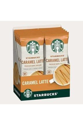 Starbucks Caramel Latte 10 Adet  10x21,5 gr 215 gr 0