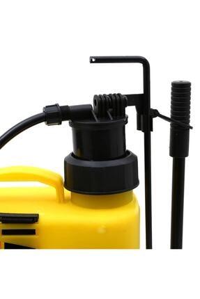HB Garden Tools Hb Garden Basınçlı Mekanik Sırt Tipi Ilaçlama Ilaç Pompası Pulverizatör 16 Lt 2