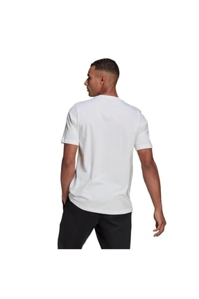 adidas Erkek Beyaz T-shırt Gn6844 1