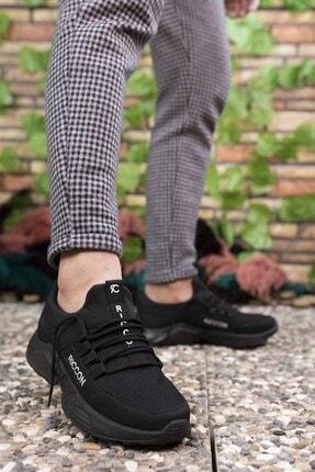 Riccon Unisex Siyah Sneaker 0012072 4