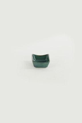 Keramika Zümrüt Sandal Çerezlik Sosluk 08-10-12 cm 6 Adet 2