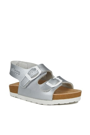 Vicco Last Kız Bebe Gümüş Sandalet 0