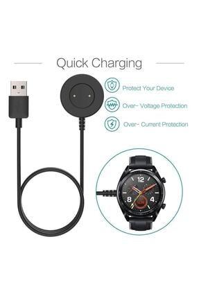 Cimricik Huawei Watch Gt2 46 Mm Honor Watch Magic 2 Usb Şarj Kablosu 2