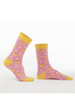 Özgür Çoraplar MUZ KADIN ÇORAP 1