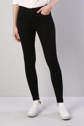 Colin's Siyah Kadın Pantolon CL1040396 3