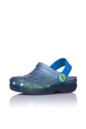 IGOR S10116 Poppy Çocuk Mavi Yeşil Sandalet 1