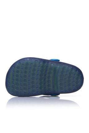 IGOR S10116 Poppy Çocuk Mavi Yeşil Sandalet 4
