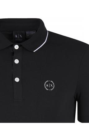 Armani Exchange Siyah Erkek T-Shirt 8Nzf70 Z8M9Z 1200 3