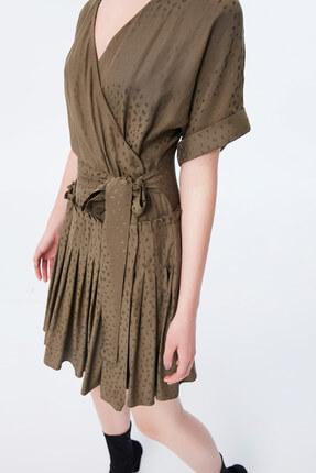 İpekyol Kadın Haki Elbise IW6180002170 3