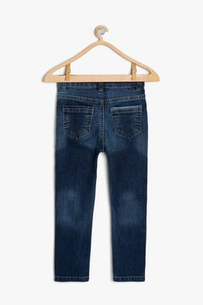 Koton Mavi Erkek Çocuk Pantolon 1
